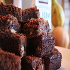 be still my heart! Brownie Recipes, Cookie Recipes, Dessert Recipes, Cupcakes, Cupcake Cakes, Just Desserts, Delicious Desserts, Yummy Treats, Sweet Treats