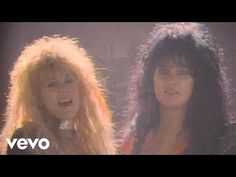 Music video by Heart performing These Dreams.
