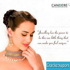 Discount on Diamond & Gemstone Jewellery at Canndere