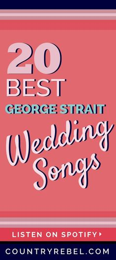 Top Country Wedding Songs : Great American Country Processional ...