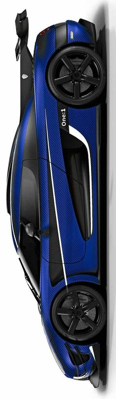 Koenigsegg One:1 Carbon Fiber by Levon #Koenigsegg