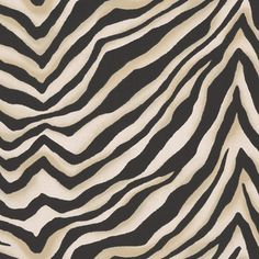 Cape Mountain Zebra - Panther - Animal Skins - Fabric - Products - Ralph Lauren Home - RalphLaurenHome.com
