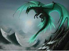 Dragon émeraude