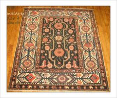 "Malayer Rug Number: 7170 Size: 3'6"" x 4'    Rugs R Us Online,"