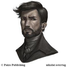 Pathfinder - Theodore by NikolaiOstertag.deviantart.com on @DeviantArt