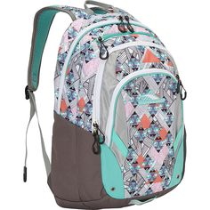 Buy the High Sierra Kenley Backpack at eBags - With a women's specific fit for added comfort, this backpack offers versatile storage and plenty of
