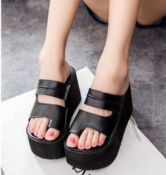 """Cheap Sandals on Sale at Bargain Price, Buy Quality Sandals from China Sandals Suppliers at Aliexpress.com:1,Leather Style:Soft Leather 2,Heel Height:High (3"""" and up) 3,Fashion Element:Trifle 4,Department Name:Adult 5,Back Counter Type:Back Strap"""