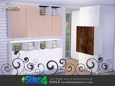 SIMcredible!'s Nuance Cabinet Closed