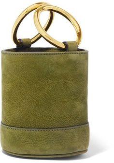 Simon Miller Bonsai 15 Mini Nubuck Bucket Bag on ShopStyle.