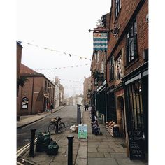 Independent coffee shops and pretty spot you shouldn't miss when visiting York http://townske.com/guide/13548/a-trip-down-diagon-alley
