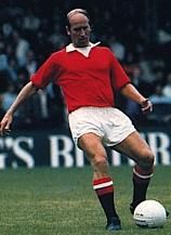Sir Bobby Charlton, a legend for Manchester United and England