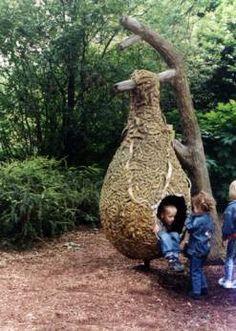 Life Size Weaver Bird Nest