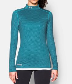 Shop Under Armour for Women's UA ColdGear® Printed Mock in our Womens Tops department.  Free shipping is available in US.