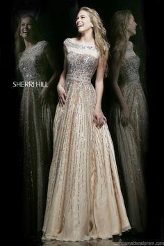 Sherri Hill Dresses - 2014 Prom Dresses - International Prom Association #IPAProm #PromInsider #PromDress