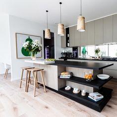 Darren & Deanne   Apartment 6 Reveal 2   Kitchen   The Block Shop - Channel 9