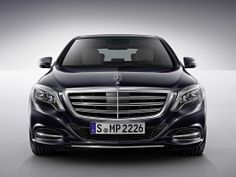 Mercedes-Benz S 600 -V12 (W222) 2014