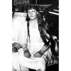 Grã-duquesa Anastasia Nikolaevna Romanov / Grand Duchess Anastasia Nikolaevna Romanov / Великая Княжна Анастасия Николаевна Романова / (1901 - 1918) by instarossiya