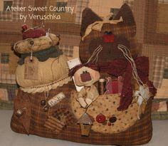 Atelier Sweet Country: Maxi micia miao . . .