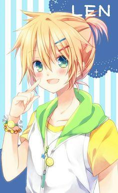 Kagamine Len | Vocaloid