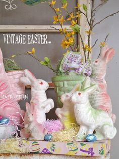 ChiPPy! - SHaBBy!: ViNtaGe Easter... ChiPPy!-SHaBBy! Style!*!*!