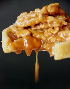 Tarte aux noix de Mathilde Grenoble / Rhône Alpes