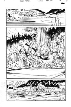 BPRD #3 page 12 by JHarren on deviantART