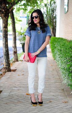 Look Mag Store: jeans Daslu; camiseta de linha Mixed