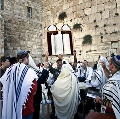 Israel Temple Mount Jerusalem, Places Around The World, Around The Worlds, Simchat Torah, Israel Today, Visit Israel, Gods Eye, Believe In Miracles, Israel Travel