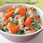 Nutritious Creamy Vegan Pasta Primavera with ...