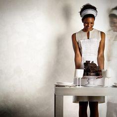 La purezza del bianco assoluto esalta la magia dei contrasti - White Paint by Giorgio Graesan & Friends - www.edilcolorvenaria.com