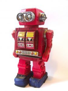 Red Robot 1