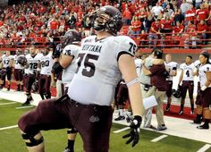2 Griz honored by Big Sky Conference : Griz Football. PHOTO BY MICHAEL GALLACHER/Missoulian