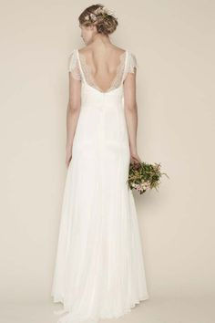 Rue De Seine Lisette wedding dress - Read more on One Fab Day: http://onefabday.com/rue-de-seine/