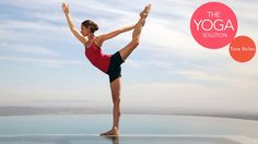 Full Body Yoga Routine: A Tara Stiles all over body workout to squeeze into your morning.