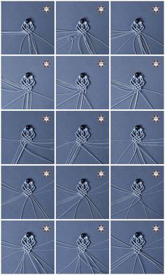 macrame plant hanger+macrame+macrame wall hanging+macrame patterns+macrame projects+macrame diy+macrame knots+macrame plant hanger diy+TWOME I Macrame & Natural Dyer Maker & Educator+MangoAndMore macrame studio Micro Macrame Tutorial, Macrame Jewelry Tutorial, Macrame Bracelet Patterns, Diy Jewelry Tutorials, Macrame Patterns, Macrame Bracelets, Bracelet Tutorial, Paracord Tutorial, Loom Bracelets