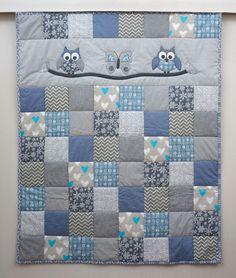 Bellybutton Newborn Baby babydecke Jersey Couverture Tapis éveil Turquoise 100 x 100 cm