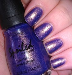 Spoiled - Are Mermaids Real? $1 (or .75 if you buy 3 or more $1 polishes) (Pending KCN)