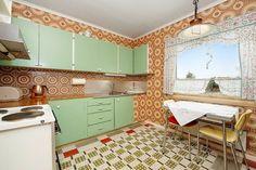 Sandnes Valance Curtains, Norway, Kitchens, Kitchen Cabinets, Home Decor, Decoration Home, Room Decor, Kitchen, Kitchen Cupboards