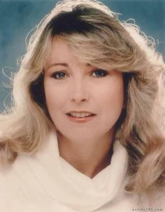 Teri Garr (December 11, 1949) American actress, o.a. known from the movies 'Tootsie' (1982) and 'Dumb and dumber' (1994).