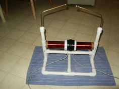 Picture of Tabletop Tesla Coil