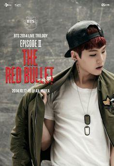 Suga - BTS 2014 LIVE TRILOGY EPISODE Ⅱ: THE RED BULLET> 4th BULLET