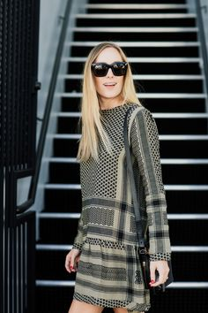 Green Pattern - eat.sleep.wear. - Fashion & Lifestyle Blog by Kimberly Pesch