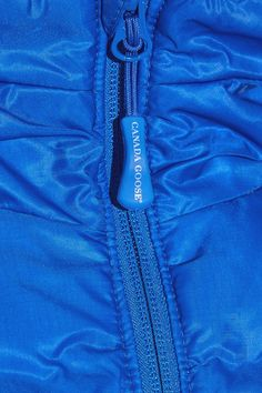 Canada Goose - Camp Hooded Quilted Shell Down Jacket - Bright blue - xx small