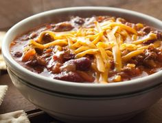 Recipe To The Delicious Spicy Five Bean Chili With Steak And Sausage At Home
