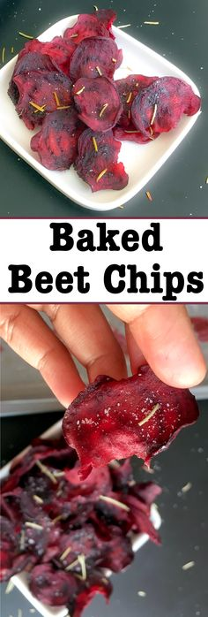These Beet Chips are healthy, crispy, simple and very easy to make chips which are perfect for snacking. This way you can include beets in your diet even though you are not a fan of beets. Super healthy snack, even kids would Love them.