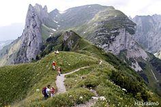 Appenzell, Switzerland. http://www.haaraamo.fi