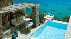 Grecotel Hotels Grecotel Mykonos Blu Luxury Resort & Hotel Cyclades Islands Mykonos Luxury Accommodation Greece