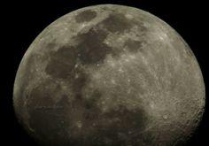Lua de hoje