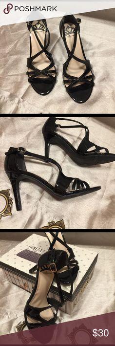 Fegalicious Maya Sandals Beautiful, elegant heels. 3 1/2 inch heels. Fergalicious Shoes Sandals