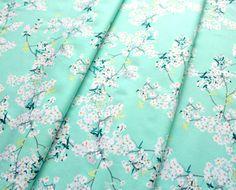 Art Gallery Fabrics Pandalicious Yinghua Rainwater
